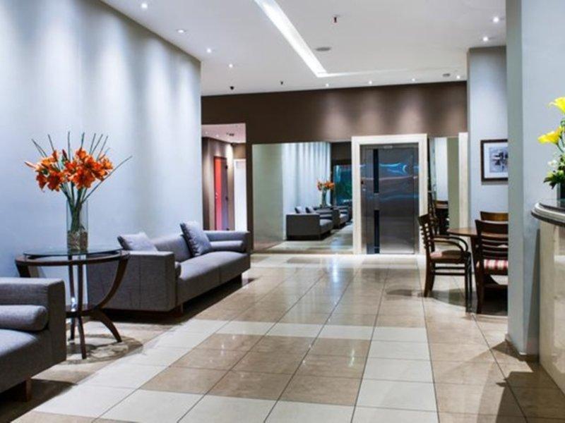 Copacabana Suites by Atlantica Hotels Lounge/Empfang
