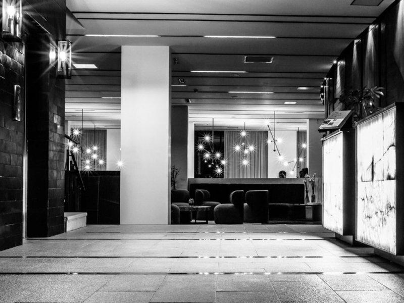 Atix Hotel Lounge/Empfang