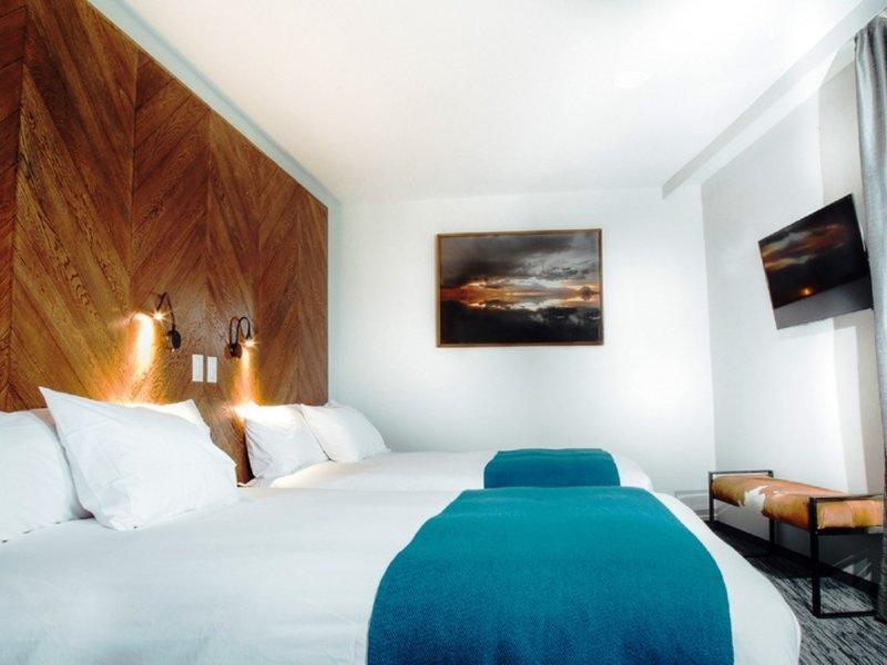 Atix Hotel Wohnbeispiel