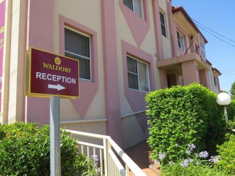 Waldorf Drummoyne Serviced Apartments Außenaufnahme
