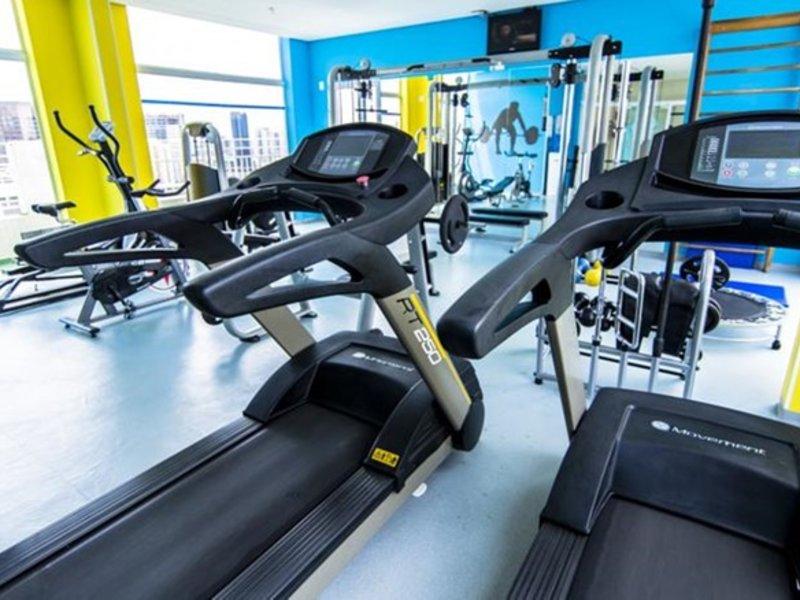 Plaza Inn American Loft Sport und Freizeit