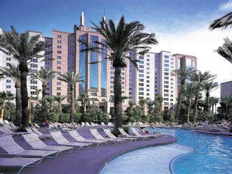 Hilton Grand Vacations Club at the Flamingo Außenaufnahme