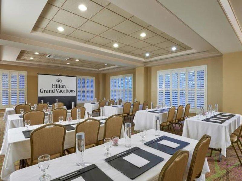 Hilton Grand Vacations Club at the Flamingo Konferenzraum