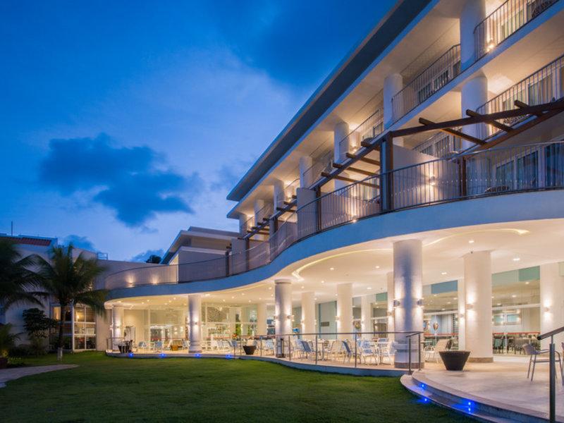 Prodigy Beach Resort Marupiara Außenaufnahme