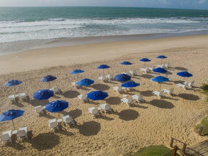 Prodigy Beach Resort Marupiara Strand