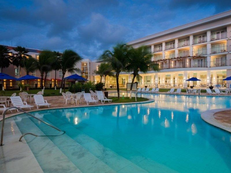 Prodigy Beach Resort Marupiara Pool