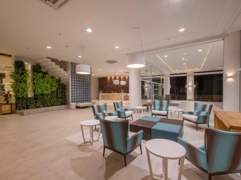 Prodigy Beach Resort Marupiara Bar