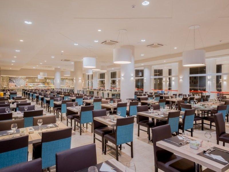 Prodigy Beach Resort Marupiara Restaurant