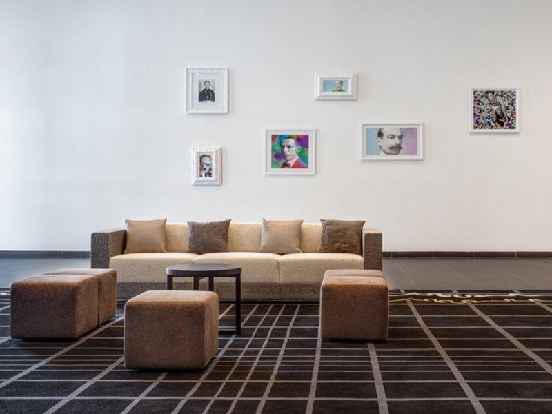 Sortis Hotel, Spa & Casino Lounge/Empfang