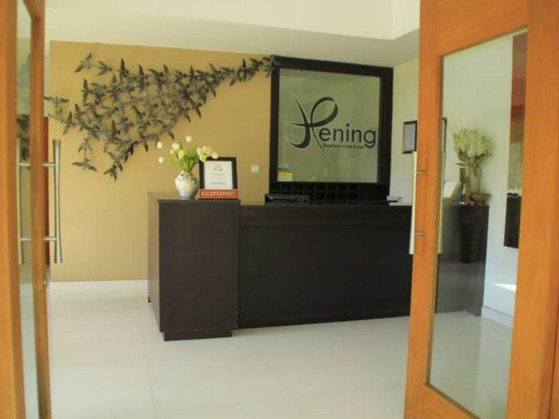Villa Hening Lounge/Empfang