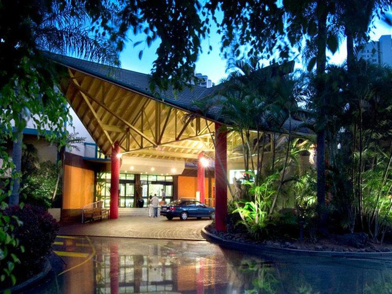 Paradise Resort Gold Coast Außenaufnahme