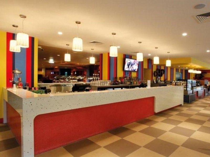 Paradise Resort Gold Coast Restaurant