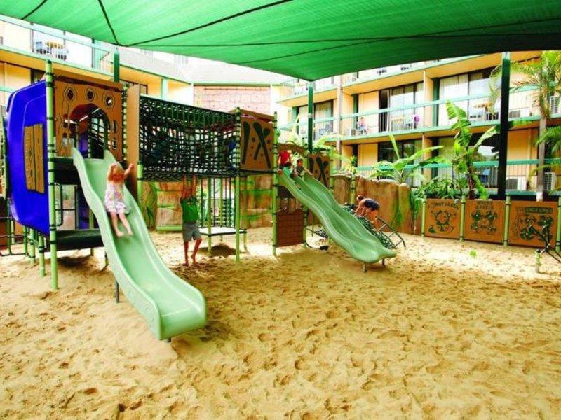 Paradise Resort Gold Coast Familie