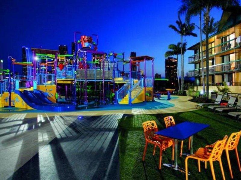 Paradise Resort Gold Coast Sport und Freizeit