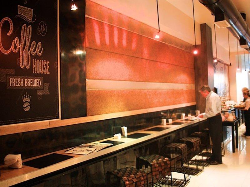 Cyan Hotel Recoleta Restaurant