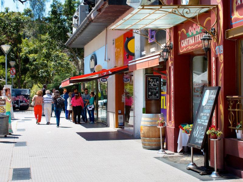 Cyan Hotel Recoleta Sport und Freizeit