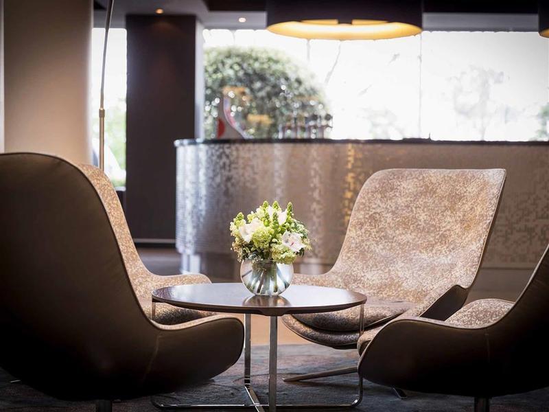 Pullman Melbourne Albert Park Lounge/Empfang