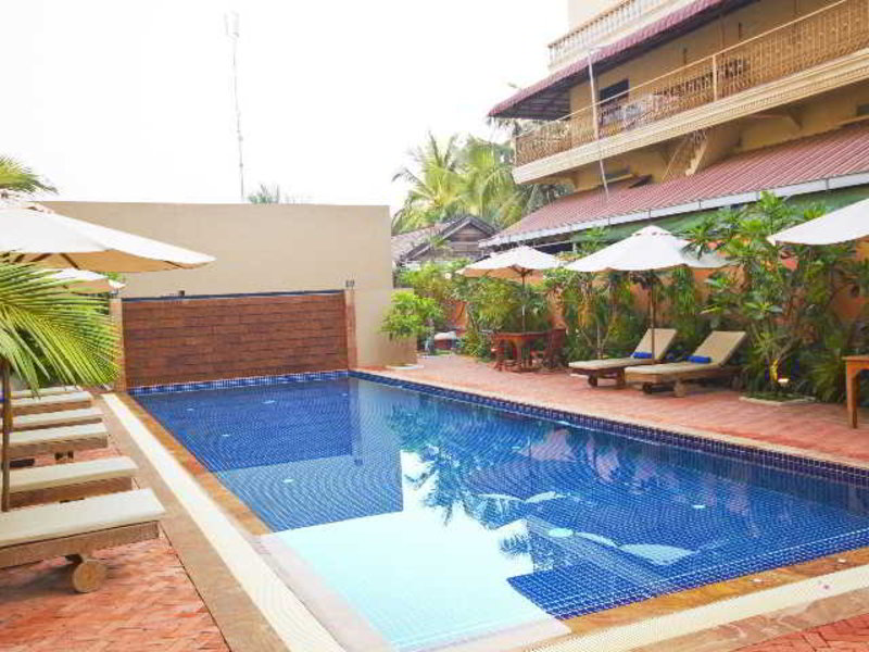 Gloria Angkor Hotel Pool