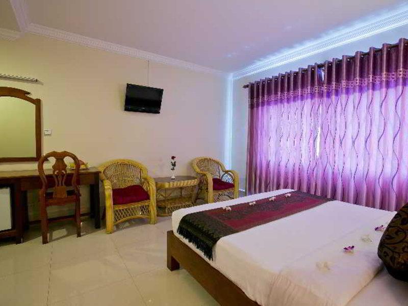 Gloria Angkor Hotel Wohnbeispiel