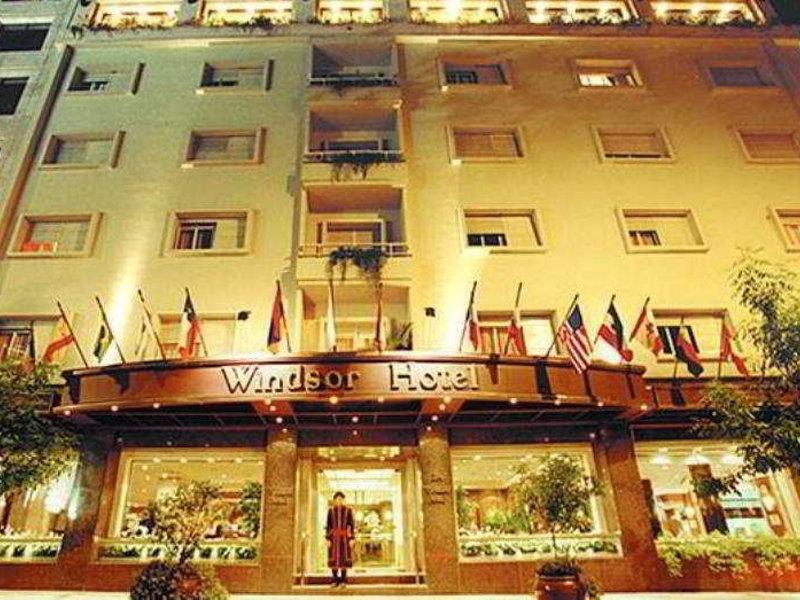 Windsor Hotel & Tower Außenaufnahme
