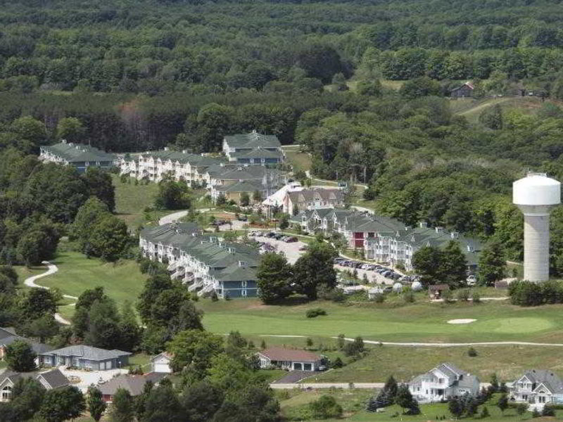 Carriage Ridge Resort at Horseshoe Valley Außenaufnahme