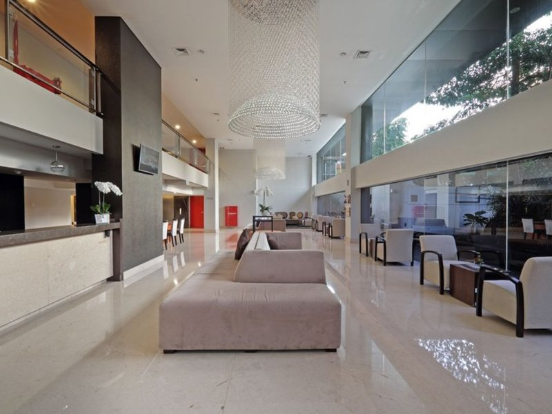 Grand Tjokro Bandung Lounge/Empfang