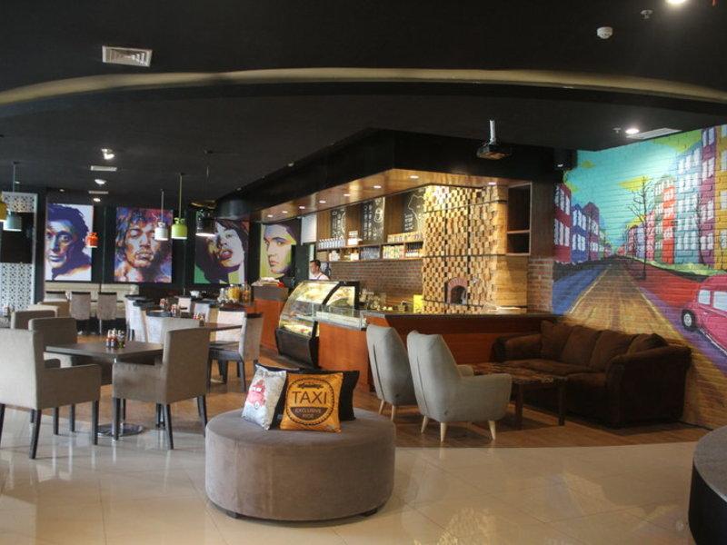 Grand Tjokro Bandung Restaurant