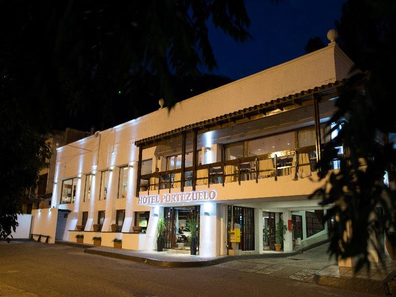 Portezuelo Hotel Außenaufnahme