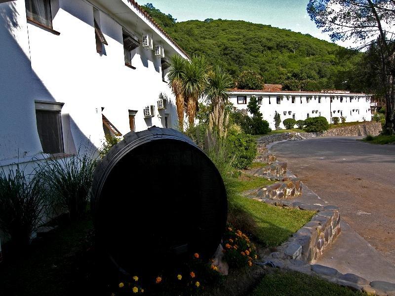 Portezuelo Hotel Landschaft