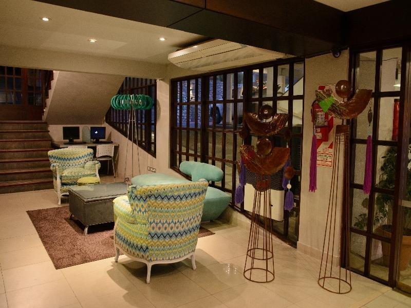 Portezuelo Hotel Lounge/Empfang