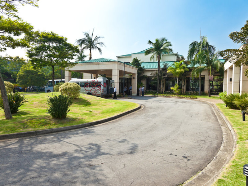 Hotel Panamby Guarulhos Außenaufnahme