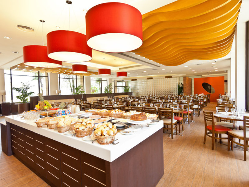 Hotel Panamby Guarulhos Restaurant