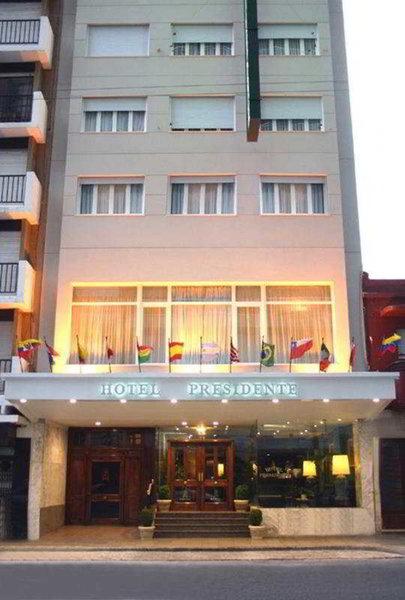Hotel Presidente Außenaufnahme