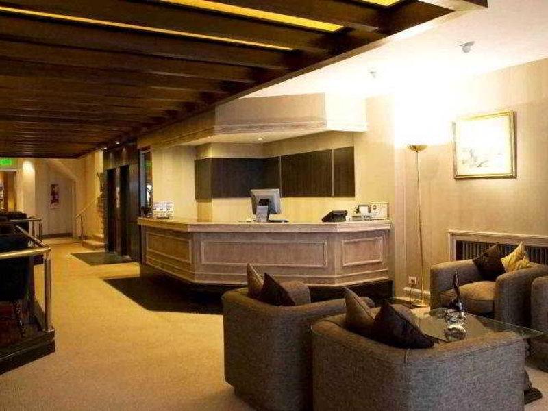 Hotel Presidente Lounge/Empfang
