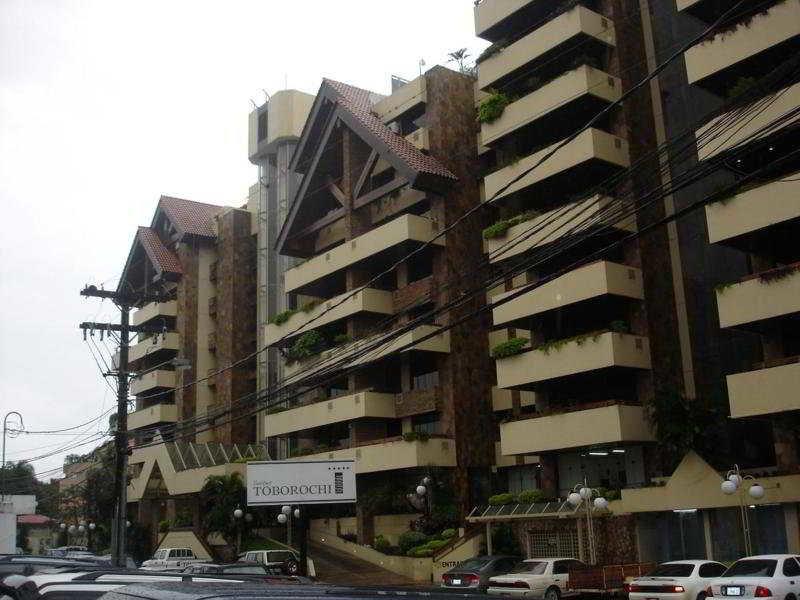 Toborochi Suites Außenaufnahme
