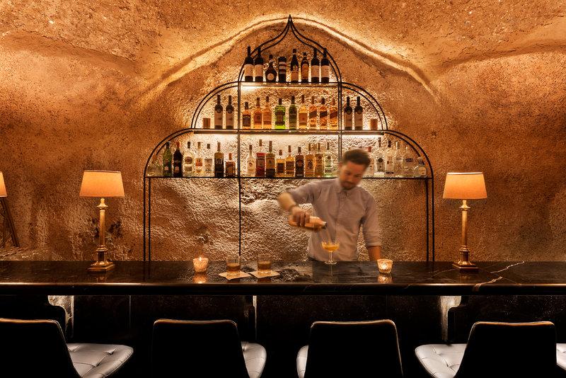 Villa Brown Jerusalem Restaurant