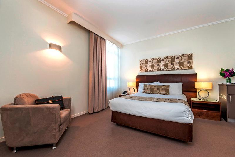 Quality Suites Fremantle Wohnbeispiel