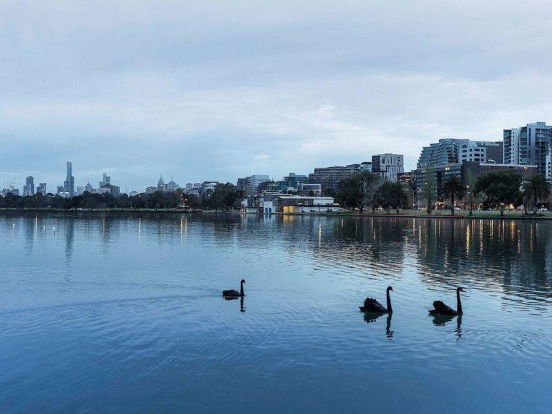 Pullman Melbourne Albert Park Außenaufnahme