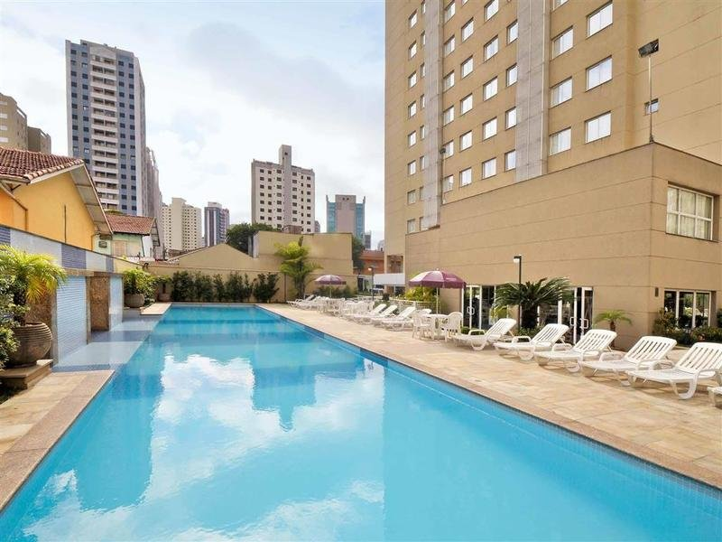 Mercure Sao Paulo Vila Olimpia Pool