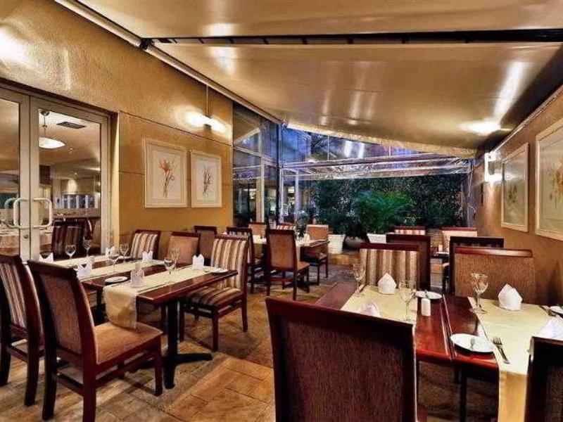 Mercure Sao Paulo Vila Olimpia Restaurant