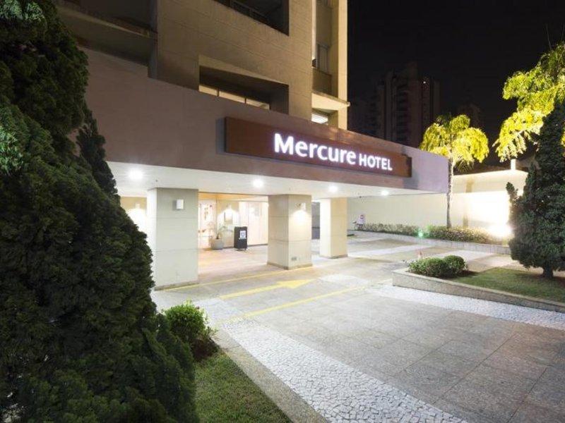 Mercure Sao Paulo Vila Olimpia Außenaufnahme
