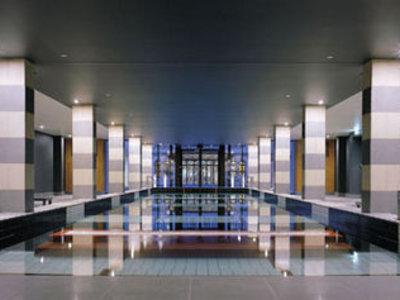 Mansion Hotel & Spa at Werribee Park Hallenbad