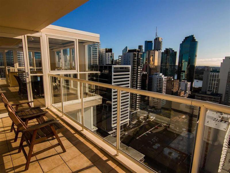 The Sebel Quay West Brisbane Terrasse