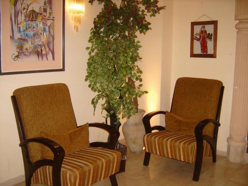 Commodore Hotel Jerusalem Wohnbeispiel