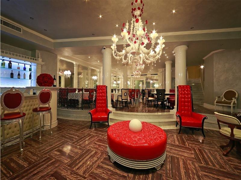 Villa Palma Boutique Hotel Lounge/Empfang