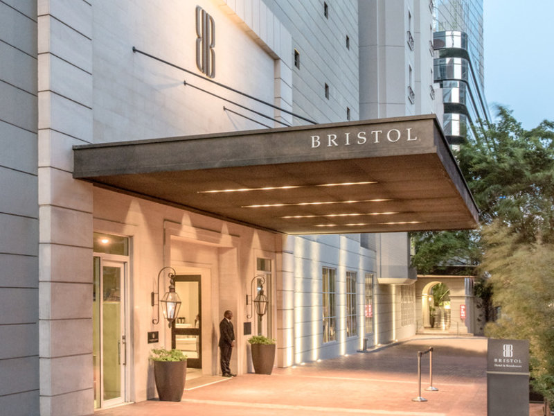 The Bristol Panama Außenaufnahme