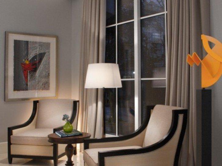 The Bristol Panama Lounge/Empfang