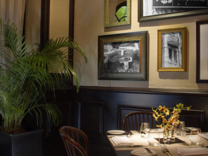 The Bristol Panama Restaurant