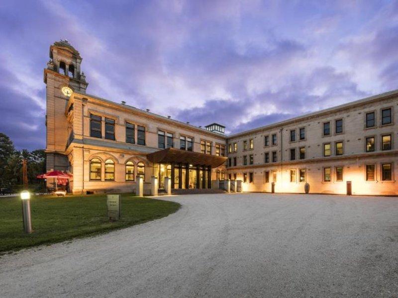 Mansion Hotel & Spa at Werribee Park Außenaufnahme