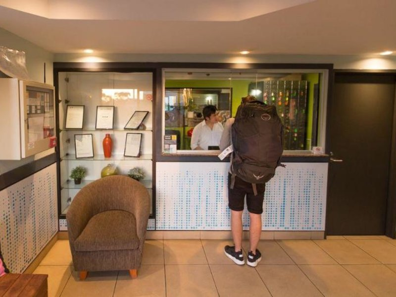 Song Hotel Redfern Lounge/Empfang